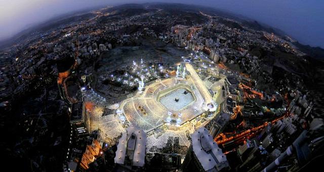 Nurlu Şehirde Kutlu Zaman Ramazan